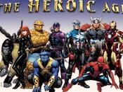Marvel annonce Heroic Age!