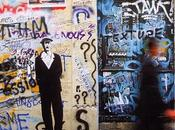 Animation graffitis hommage SERGE GAINSBOURG, Verneuil.