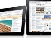 iPad arrive avec grands sabots