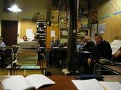 2010 nouvelle année, réunion