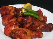 Recettes Super Bowl: poulet Tandoori