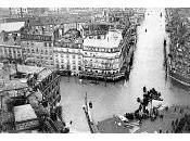 Paris inondé crue 1910