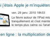 L'application iPhone presse-citron pour suivre l'actualité high tech