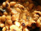 Chowli Amti Black-eyed peas