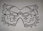 Masques loups carnaval