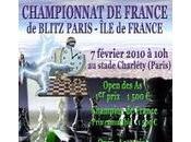 Championnat France Blitz Paris Ile-de-France