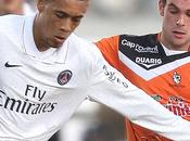 Football Ligue Avant Match PSG-Lorient