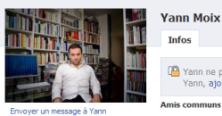 écrivain ejecté Facebook Yann Moix, martyre