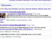 SuperBowl 2010, publicités Internet