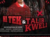 Talib Kweli Hi-Tek Lyon 24/02 prélude Festival l'Original 2010