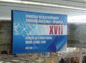 XVIIème Salon international livre Minsk