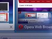 Opera 10.50 bêta disponible sous Windows