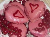 Macarons Saint-Valentin