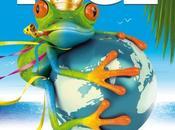 Écologie Carnaval Nice célèbre Planète bleue