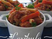 Mijoté porc légumes l'orge
