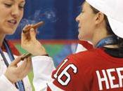 Team Canada Olympiques bière!