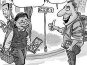 commandements français Chine