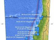 Chili très violent séisme magnitude