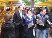 Mobilisé pour notre ultime liberté Place fêtes dans 19ème ardt