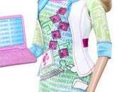 Barbie Geekette sortira pour Noël 2010