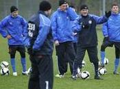 Football Amical: Géorgie Estonie