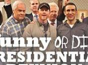 Sketch présidentiel pour Carrey Will Ferrell