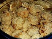 Cookies salés (noix,chèvre,parmesan)