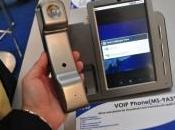 MS-9A31, premier téléphone VoIP marque