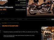 Mise ligne nouveau site Internet Brussels