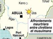 Nigeria massacres interconfessionnels multiplient fond d'indigénéité tribalisme