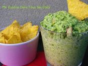 Dips petits pois façon guacamole