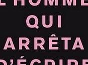 L'homme arrêta d'écrire, Marc-Edouard Nabe