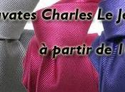 Cravates Charles Jeune