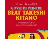 Beat Takeshi Kitano, Gosse peintre