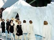 Lindsay Lohan, alexa Chung Karl Largerfeld défilé Chanel...
