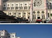 Avant-après: cathédrale port-au-prince