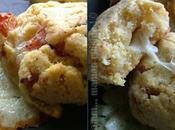 Cookies pommes terre, lardons reblochon