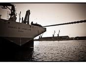 Samuel Champlain navire photographié