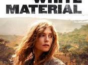 White matérial avec Isabelle Huppert