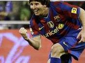 Barcelone Saragosse Triplé Messi