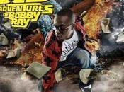 B.o.B. presents 'The Adventures Bobby Ray' Album Cover