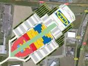 futur centre commercial IKEA Clermont-Ferrand