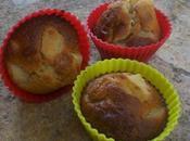 Muffins Poire Arôme Caramel