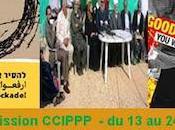 161ème mission CCIPPP avril 2010 Solidarité avec résistances populaires palestinienn