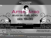 Afrowork. avril.