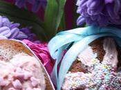 Pâques avec génoise facile chocolat Julie Andrieu