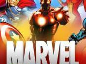Vidéo l'application Marvel iPad