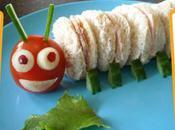 sandwich créatif Funky Lunch