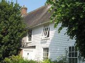 Voici cottage qu'habita longtemps Virginia Woolf. Elle...
