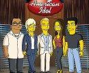 Scoop Simpsons l'assaut d'American Idol